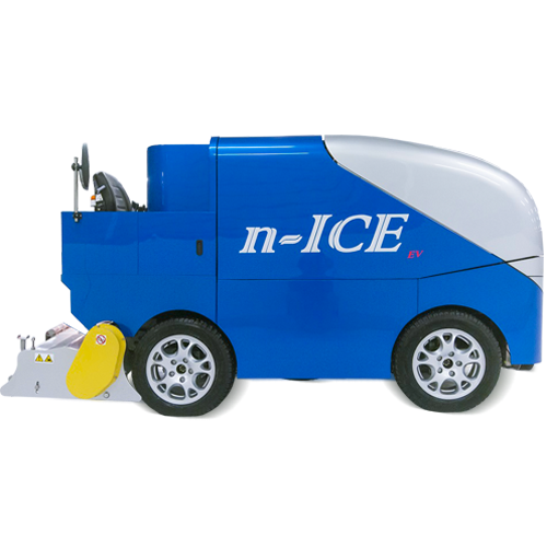 Ice Rink Resurfacing Machine