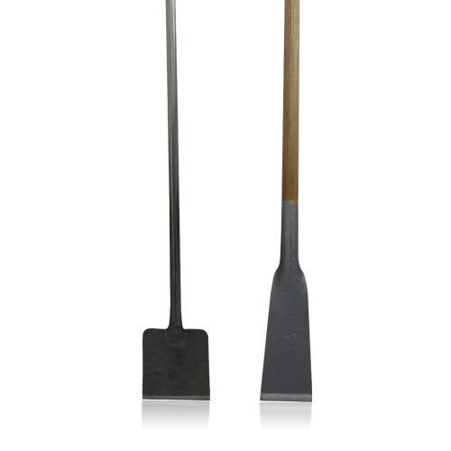 Ice Rink Tools - Scrapper and Chipper