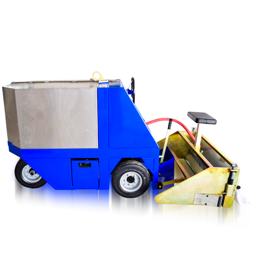 Ice Rink Mini Resurfacer