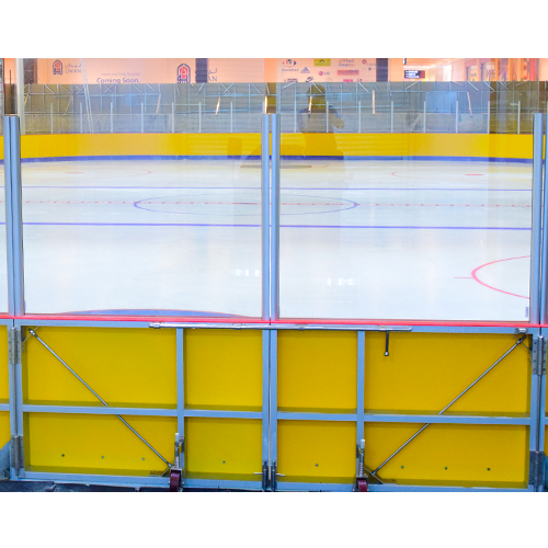 Ice Rink PRO Hockey Boards